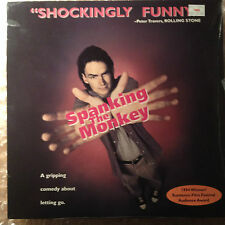 """Spanking The Monkey  12"""" LaserDisc  Buy 6 for free shipping"""