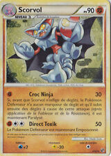 Scorvol Holo - HS : Indomptable - 4/90 -Carte Pokemon Neuve France