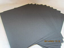10 pc Sandpaper Wet or Dry 9 X 11 (2000 Grit) Sand Paper