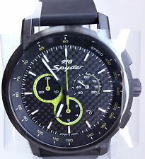 Porsche-Design Driver's Selection 918 Spyder Chronograph Watch Uhr limited ed.