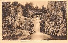 B38823 Remiremont Saut de la cuve   france