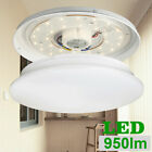 LE 12W LED Round Flush Mount Ceiling Down Light Home Dining Bedroom Warm White