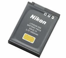 Genuine Original OEM NIKON Coolpix AW100 P300 S610 S620 S9900 Battery EN-EL12