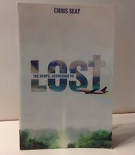 The Gospel According to Lost by Chris Seay 2009- HC-  RELIGIOUS SELF HELP