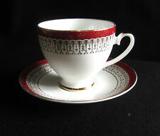 ancienne tasse à thé teacup Royal grafton bone china service majestic N°2