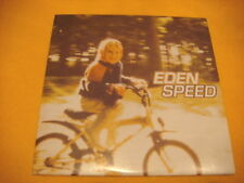 Cardsleeve Single CD EDEN Speed 2TR 1999 pop rock Roos Van Acker