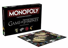 NEW Game Of Thrones Monopoly Collector's Edition - Brand New & Sealed FAST P&P