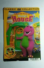 COME ON OVER TO BARNEY'S HOUSE MOVIE MINI POSTER BACKER CARD (NOT A movie)
