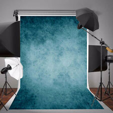 Hot Classic Dark Blue Vintage Photography Background Studio Photo Props Backdrop