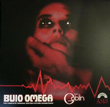 Goblin - Buio Omega OST LP AMS Cinevox Joe D'Amato Beyond the Darkness