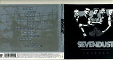 SEVENDUST - Seasons - TVT 2003 Canada - Digipak