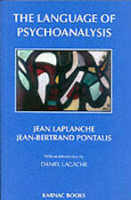 NEW The Language of Psychoanalysis, Jean Laplanche FREE SHIPPING!