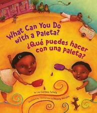 What Can You Do With a Paleta? / Que puedes hacer con una paleta?