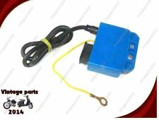 EARLY VESPA ELECTRONIC HT IGNITION COIL WITH CDI UNIT FOR VESPA PK50 ELECSTART