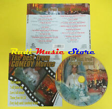CD THE BEST FROM COMEDY MOVIES compilation 2002(C1) no lp mc dvd vhs