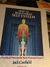 How to Build High Self Esteem by Jack Canfield 6 Cassette Tape Audio Book