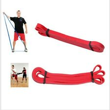 Crossfit Resistance Latex Band Body Gym Training Powerlifting Pull Up Fitness