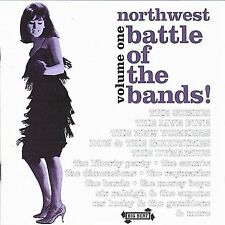 Northwest Battle of the Bands, Vol. 1 by Various Artists *New CD*