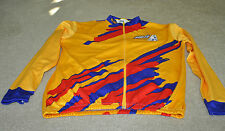 MIKE SPORT ASW CYCLING JACKET MENS SIZE 6