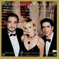 PLACIDO,DOMINGO/KAAS,PATRICIA/+  - CHRISTMAS IN VIENNA VI  CD NEU