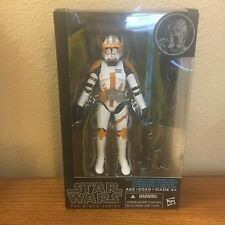 "Star Wars Black Series Commander Cody 6"" Action Figure SHIPS ASAP"