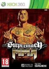 Supremacy MMA - Xbox 360 - Brand New and Factory Sealed