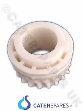 PIZZA GROUP DOUGH ROLLER REAR BACK WHITE PLASTIC PINION COG 3203510 PARTS