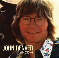 JOHN DENVER : WINDSONG (CD) sealed