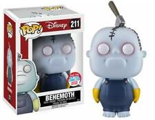 "EXCLUSIVO NYCC NBC BEHEMOTH 3.75"" POP VINYL FIGURA FUNKO VENDEDOR GB"
