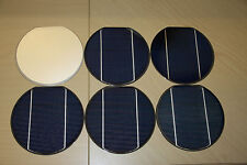 "25 Pieces of 6"" 150mm Silicon Wafer Strd. Thickness w/Films or Patterns Wafers"