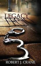 Legacy: the Girl in the Box #8 by Robert Crane (2013, Paperback)