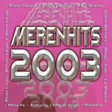 Zz/Various Artists - Merenhits Two Thousand And Thr (2002) - Used - Compact