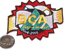 NEW 2004 2005 BCA 8 BALL POOL BILLIARD SEWN PLAYER LEAGUE MEMBER PATCH