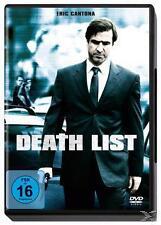 Death List - Kriminalfilm - DVD FSK 16 - neu versiegelt