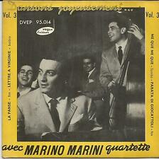 MARINO MARINI La pansé FRENCH EP VOGUE