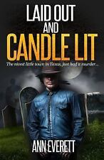 Tizzy/Ridge: Laid Out and Candle Lit by Ann Everett (2011, Paperback)
