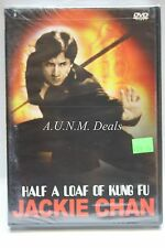 half a loaf of kung-fu jackie chan DVD