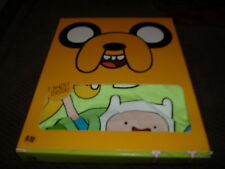 Brand New Adventure Time Boxed T-Shirt Size S/M Heck Yeah Green Jake Finn