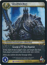 WoW TCG - The Lich King - Warcraft unused