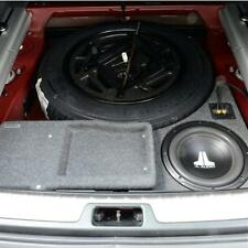 SUBWOOFER BOX, NEW ENCLOSURE TO BMW X6 E71 2008 - 2014 WITH SUBWOOFERS CHOICE