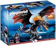Playmobil 5482 Dragones Gigante de batalla Dragon Con Led Fuego Nuevo Libre De Envío