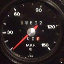 Porsche 911, 914, 912,Speedometer Gauge Odometer REPAIR SERVICE