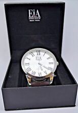 EA OROLOGIO MODA ITALIA  Mens Watch Model 8381   LARGE FACE