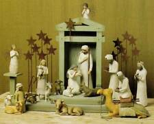 Demdaco Original Willow Tree 21 pc nativity set         NEW IN BOXES