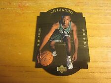 Chauncey Billups 1997-98 Collector's Choice Star Attractions Gold #SA4 Card NBA