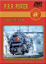 Pennsylvania Railroad Power Vol 2 DVD NEW 1945 to 1956 K-4 H-9 T-1 Pennsy steam