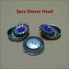 3x Replacement Shaver Heads Cutter for Philips Norelco HQ56 HQ55 HQ4 HQ3 Razor