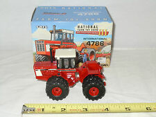 International 4786 4WD  2015 National Farm Toy Show 1/64th Scale