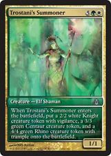 PROMO FULL ART Evocatrice di Trostani - Trostani's Summoner MTG MAGIC DgM Ita