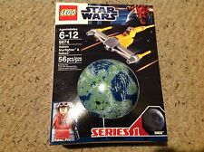 New in Box Lego  STAR WARS, 9674, Naboo Starfighter and Naboo